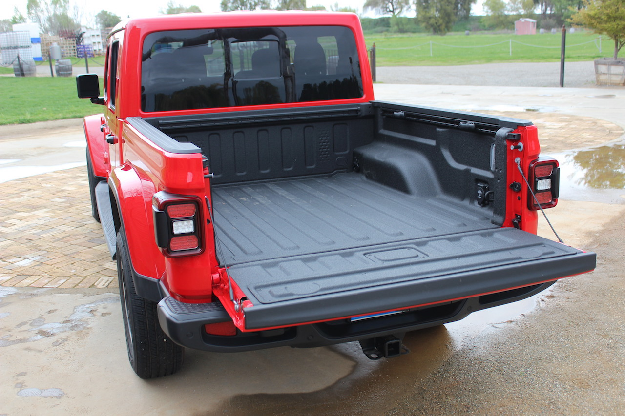 He Said/She Said: 2020 Jeep Gladiator Rubicon