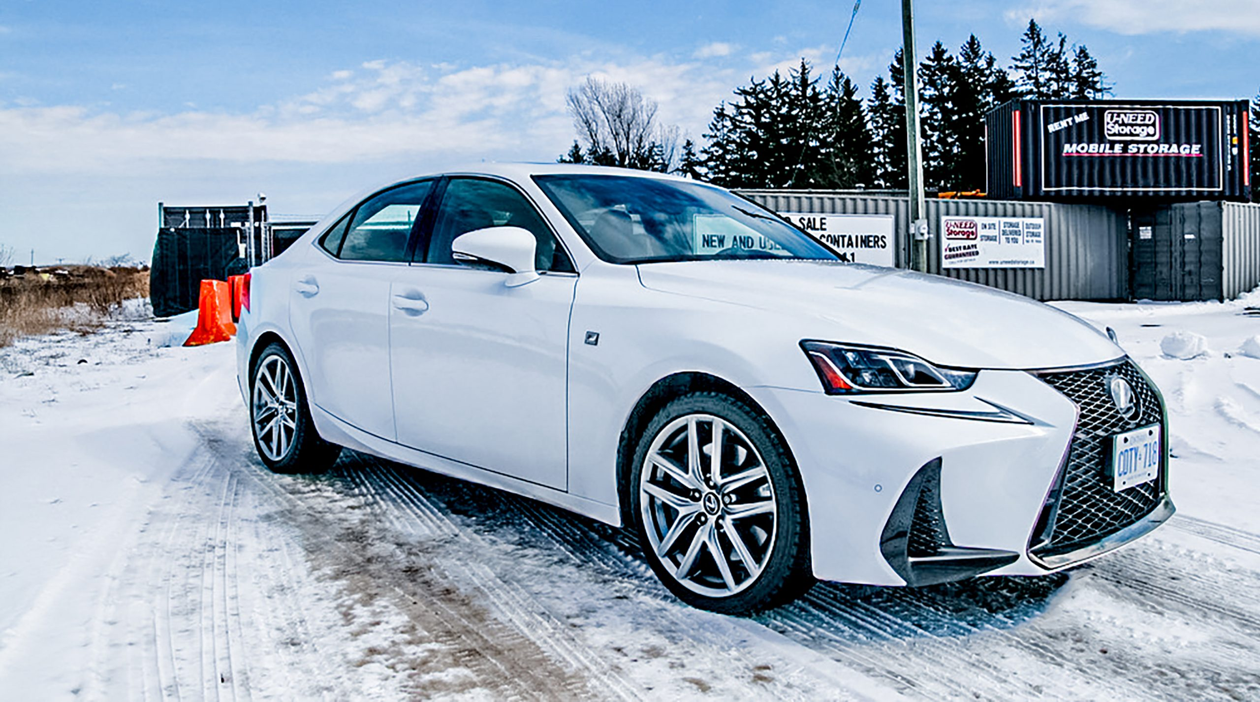 Review: 2020 Lexus IS 350 AWD F-Sport