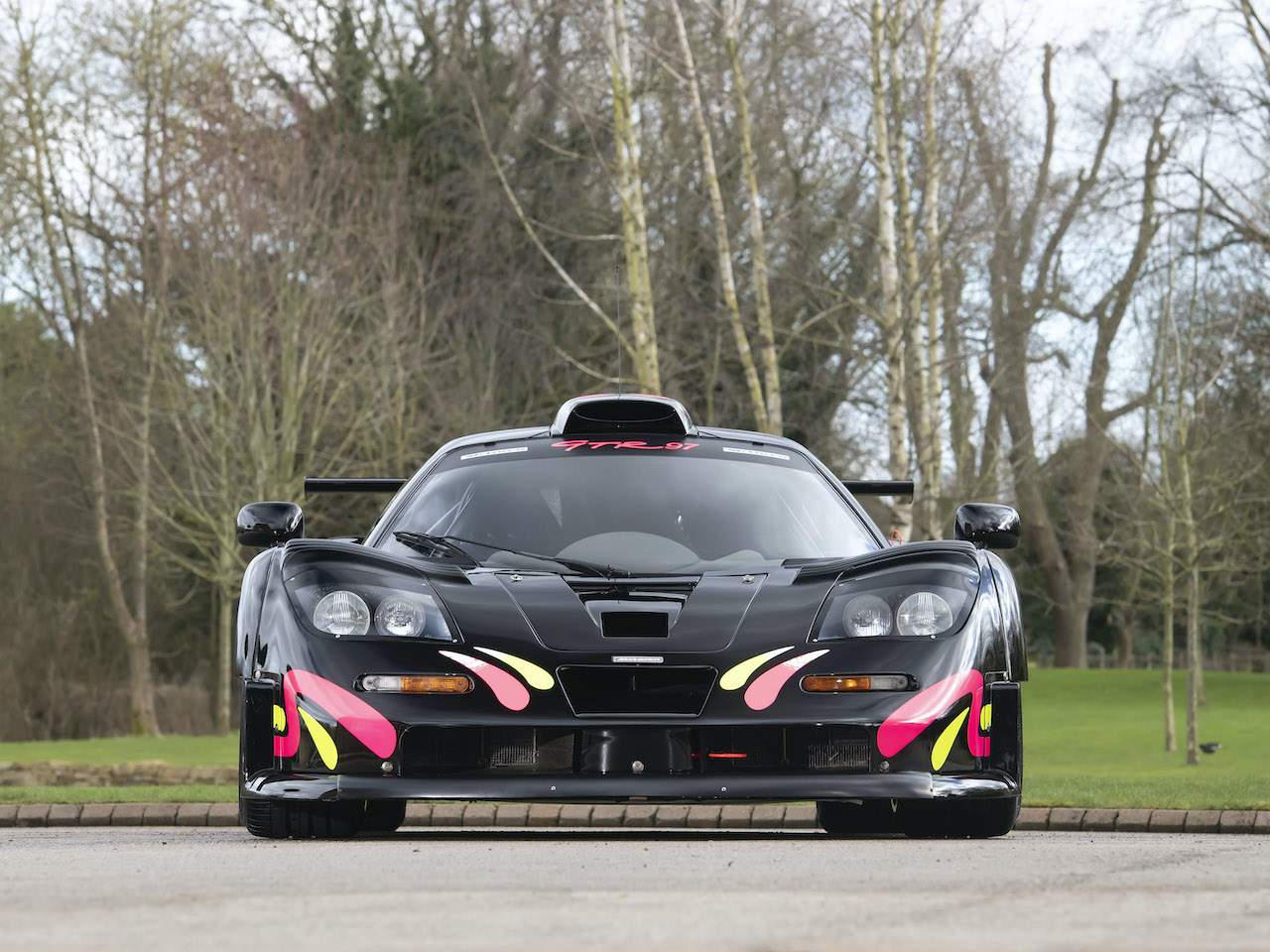 F1 GTR Longtail