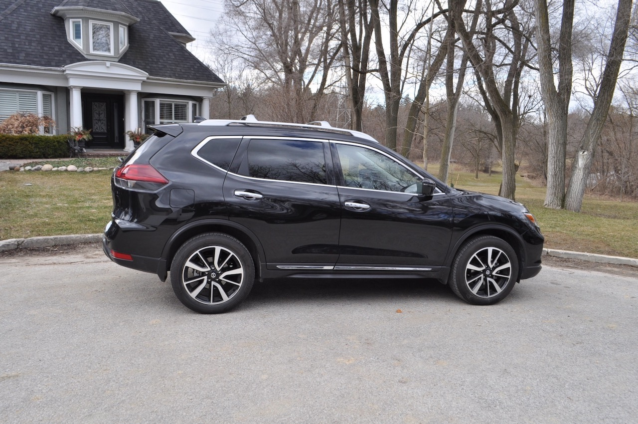 Review: 2020 Nissan Rogue SL AWD Platinum
