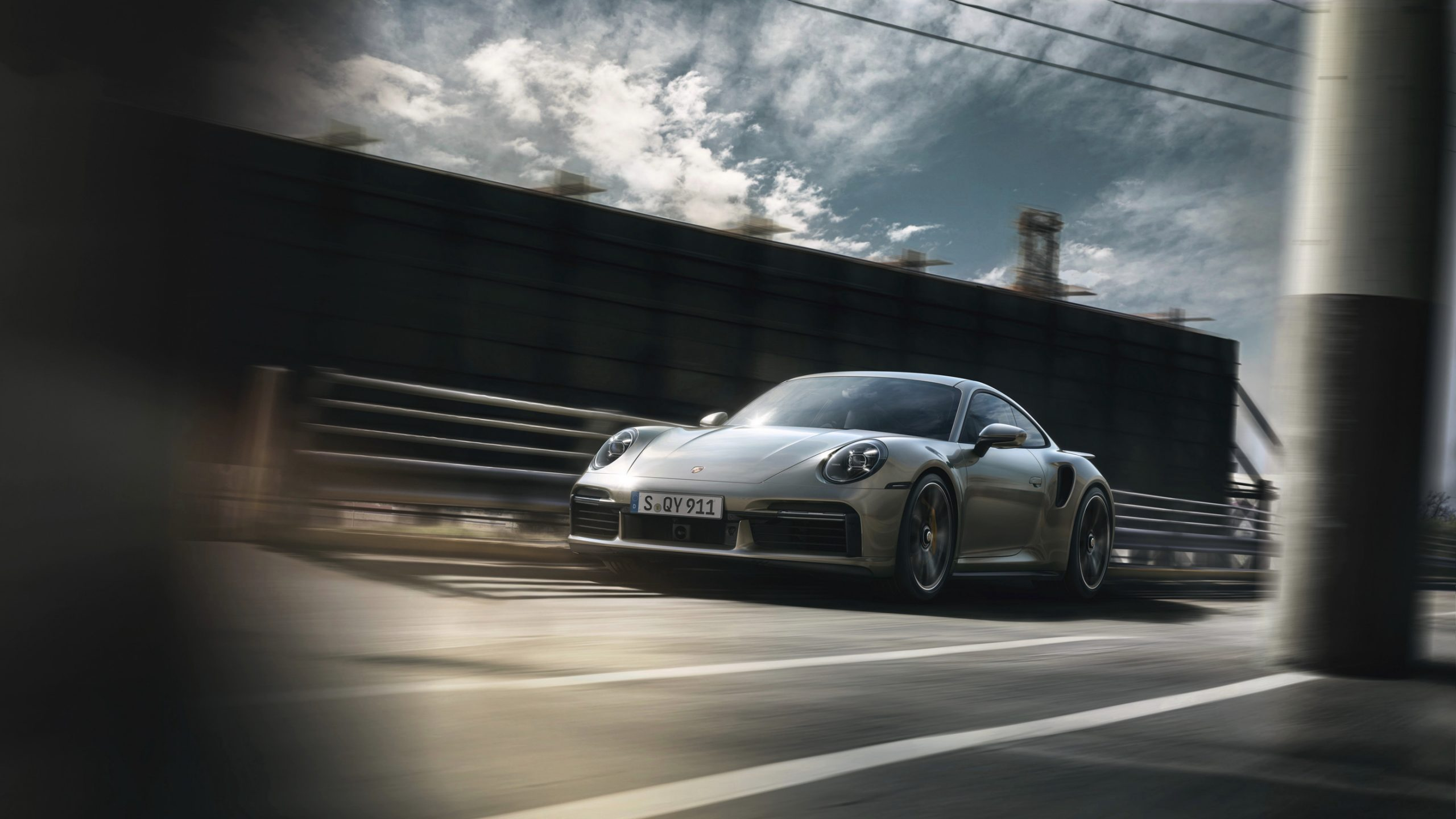 Virtual Unveiling For All-New Porsche 911 Turbo S