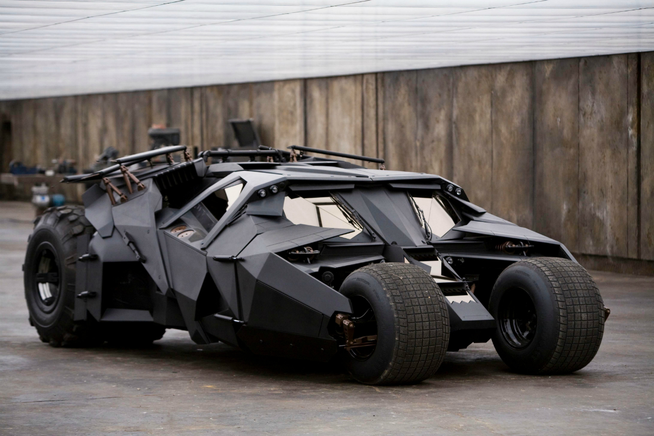 The Batmobile Through the Years