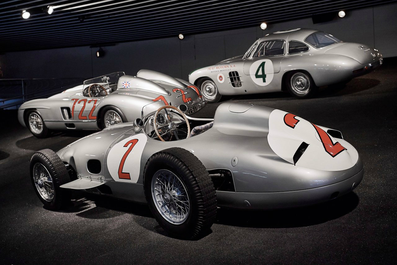 Amazing Virtual Auto Museums