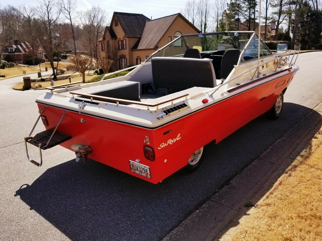 1995 Boatcar