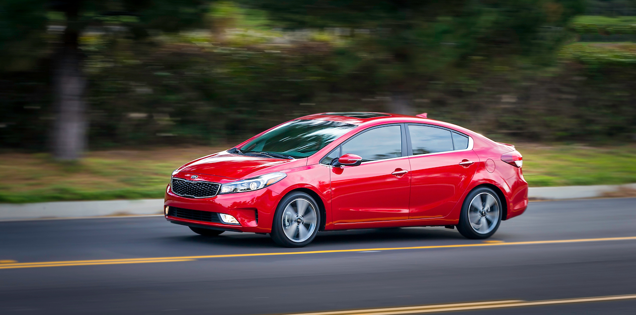 Buying Used 2014-18 Kia Forte