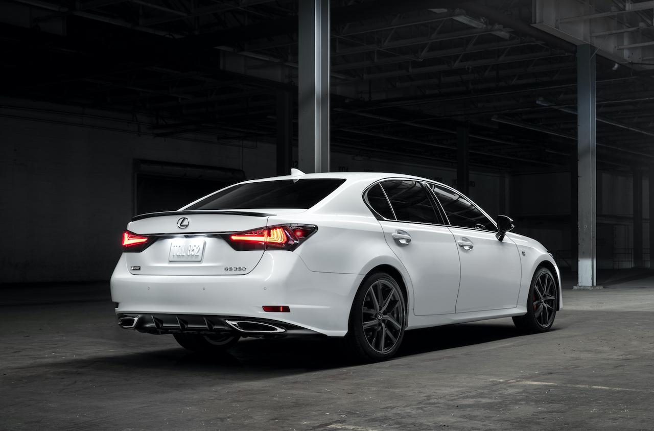 Lexus GS Black Line