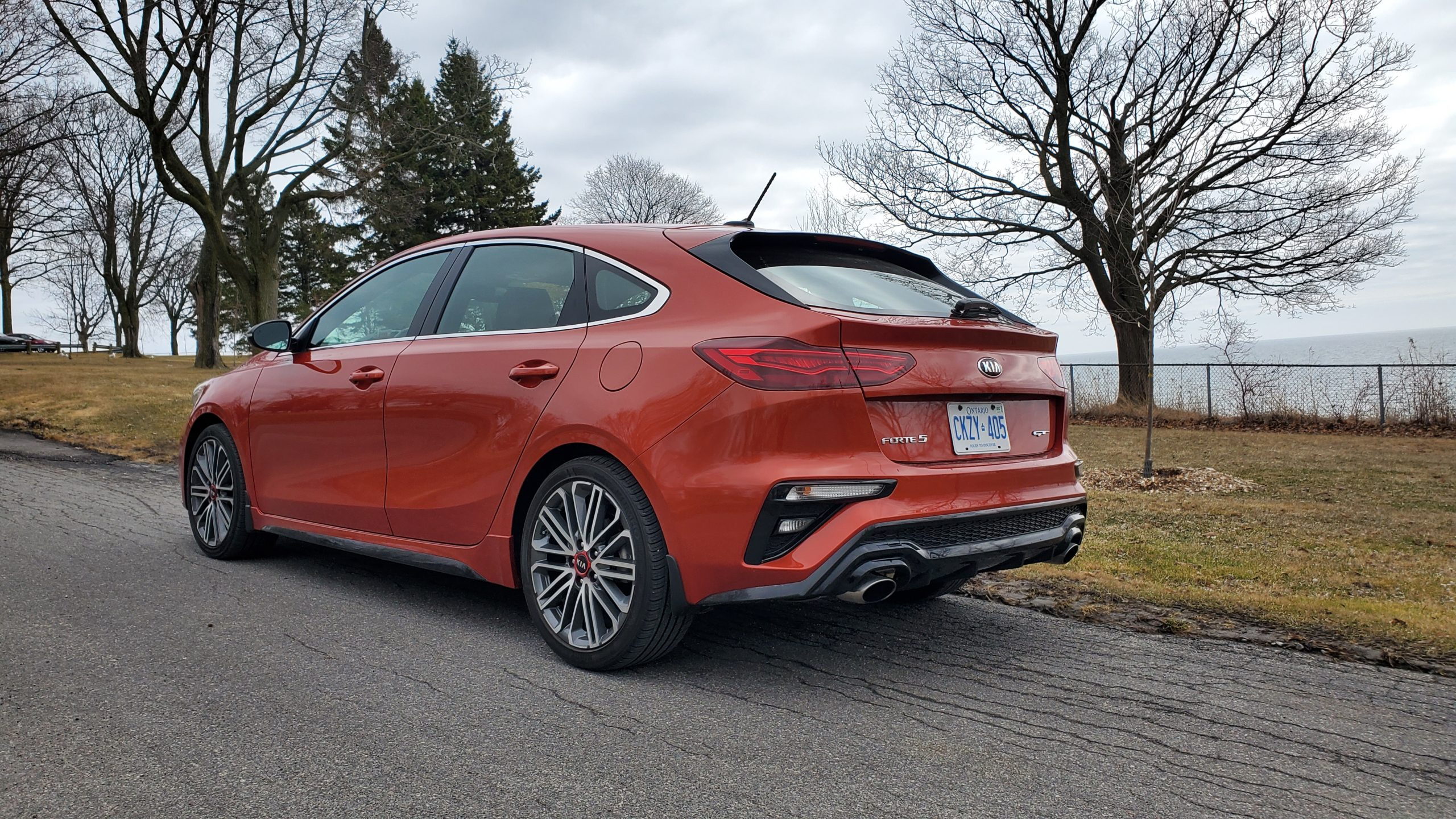 Review: 2020 Kia Forte5 GT Limited