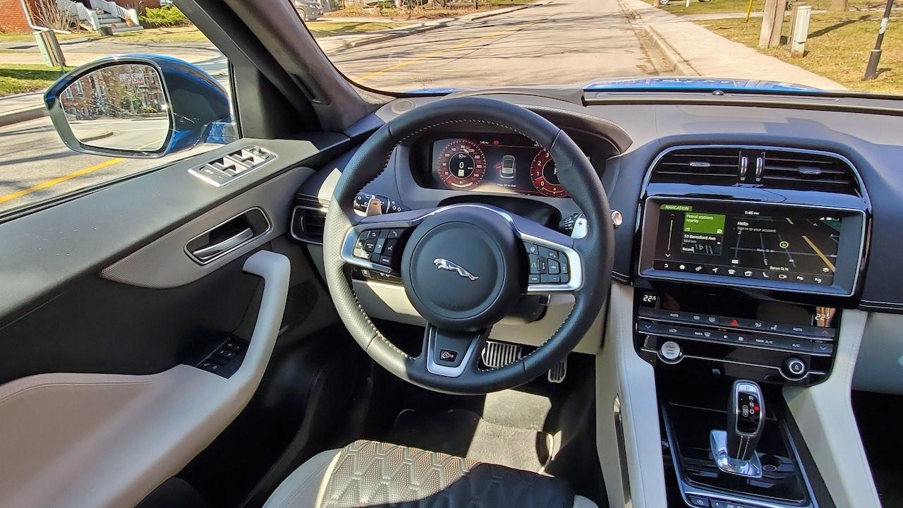 Review 2020 Jaguar F-PACE SVR