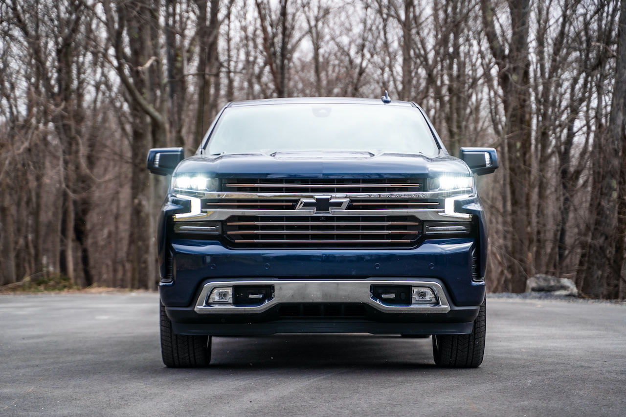 2020 Chevrolet Silverado High Country Duramax