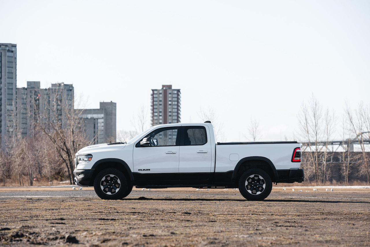Review: 2020 RAM 1500 Rebel EcoDiesel