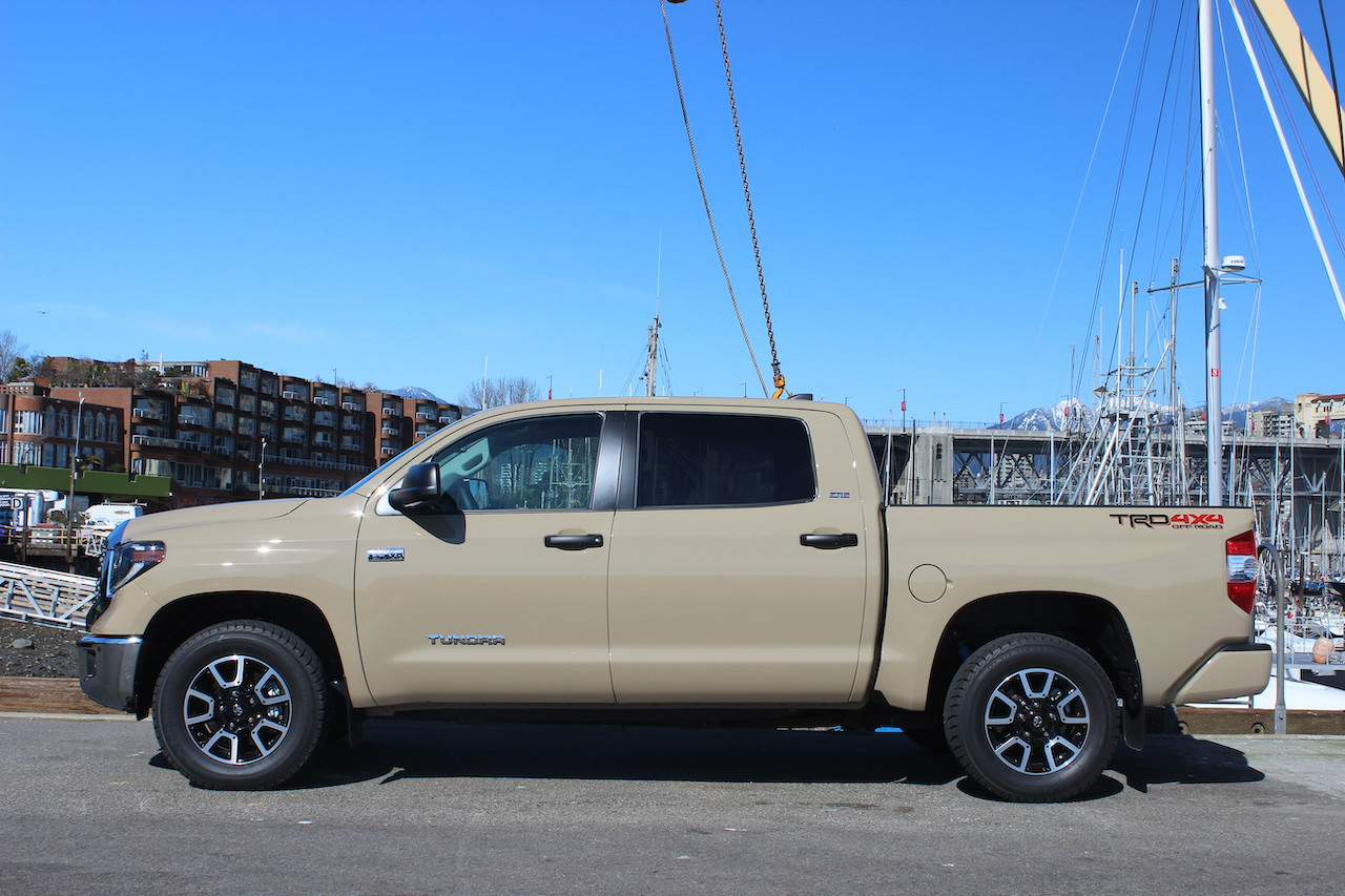 Review: 2020 Toyota Tundra TRD Off Road