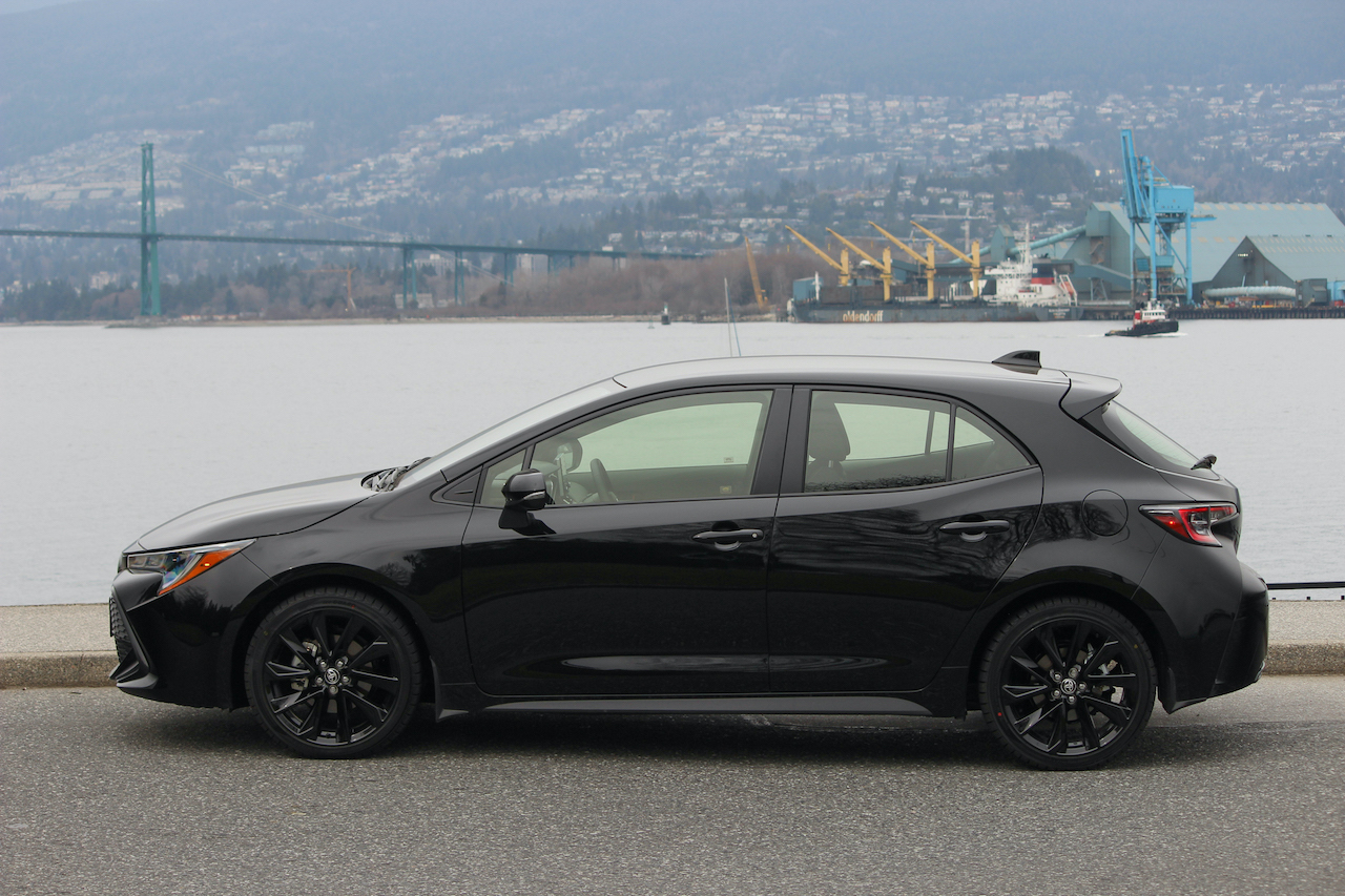 Review: 2020 Toyota Corolla Hatchback