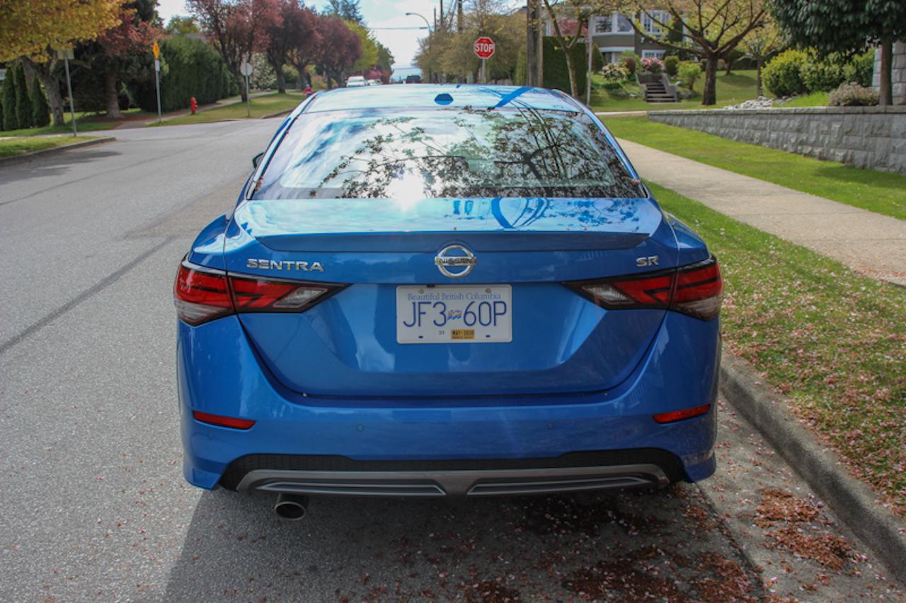 Review: 2020 Nissan Sentra SR Premium