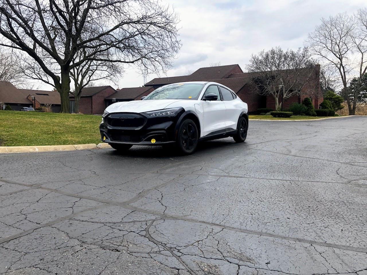 Mustang Mach-E launch