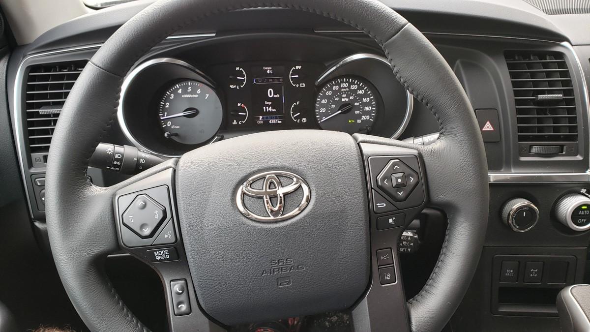 Toyota Sequoia TRD-Pro