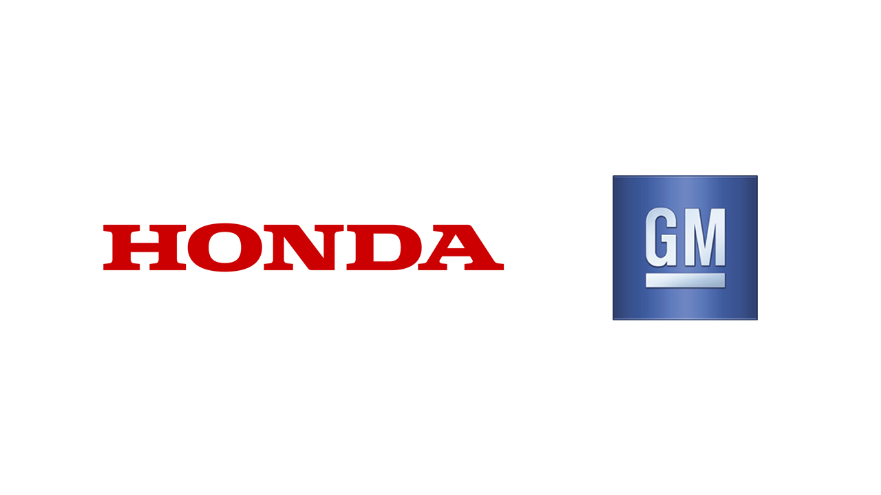 Honda GM EV Partnership