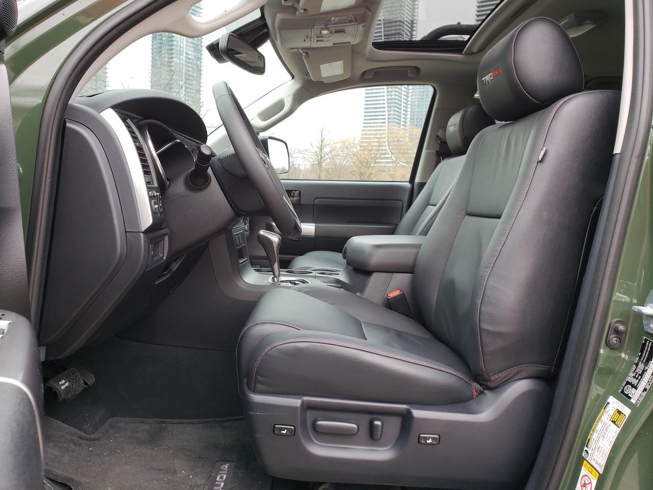 Review 2020 Toyota Sequoia TRD Pro
