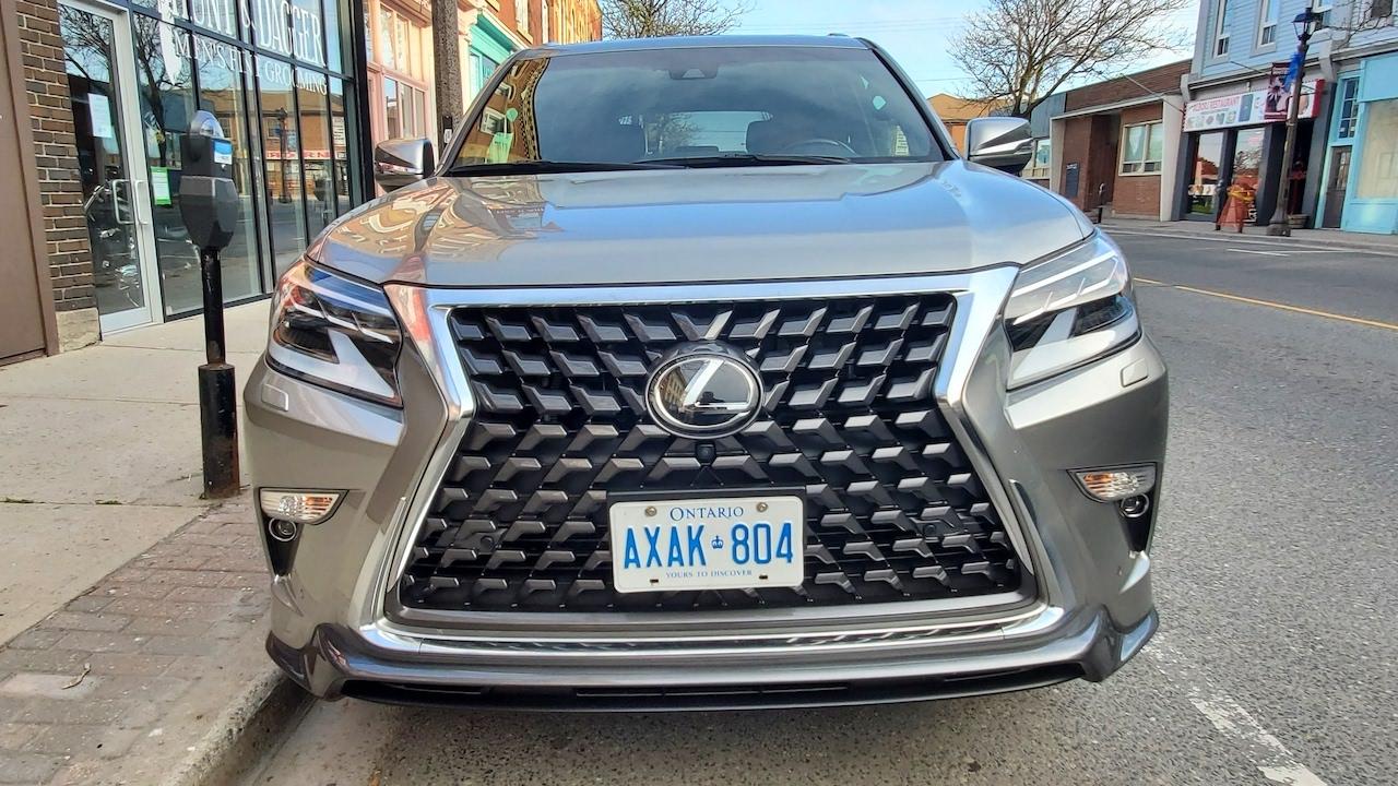 Review 2020 Lexus GX 460