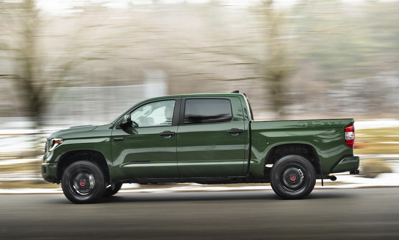 Head To Head 2020 Nissan Titan Vs 2020 Toyota Tundra Wheels Ca