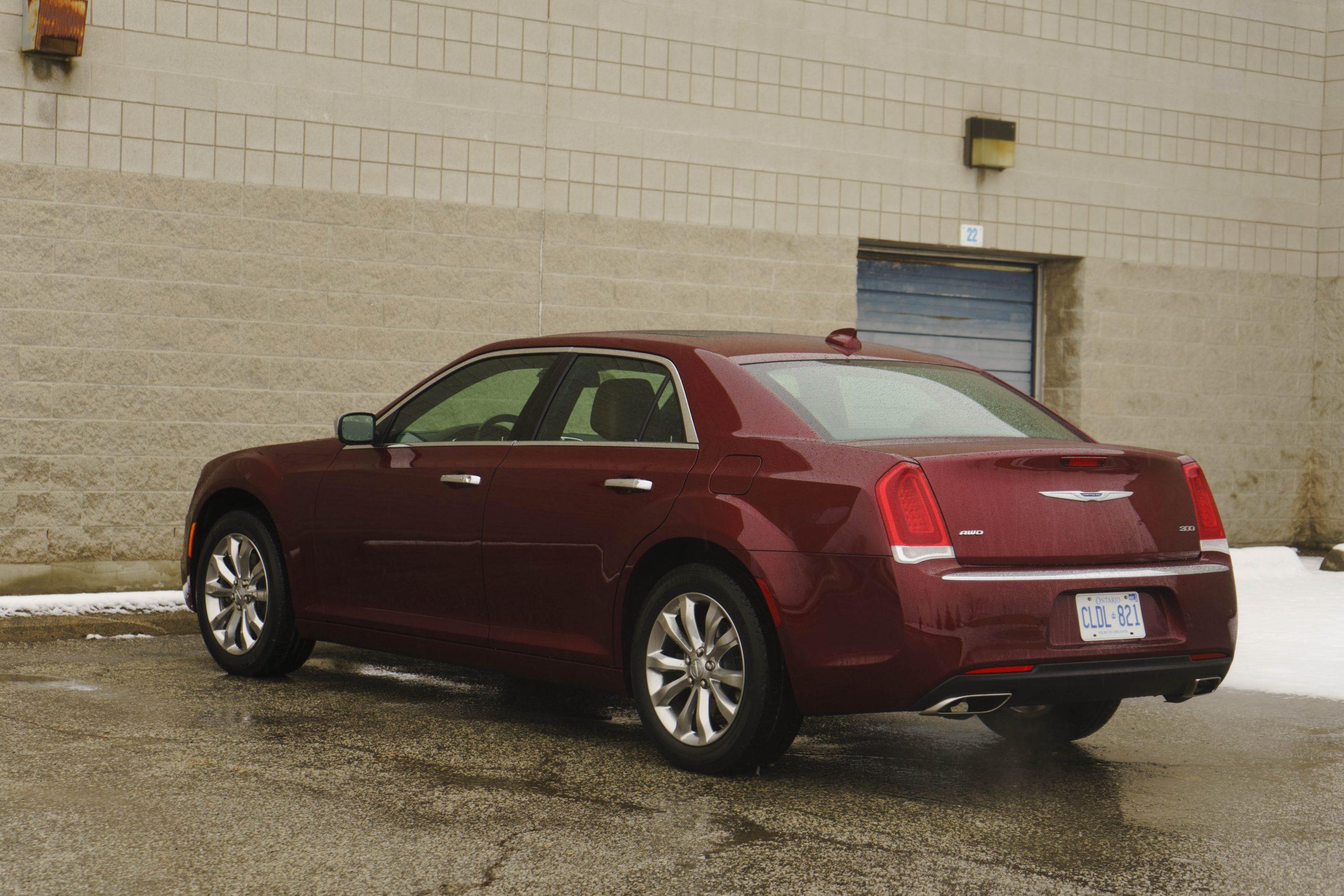 2020 Chrysler 300 Limited