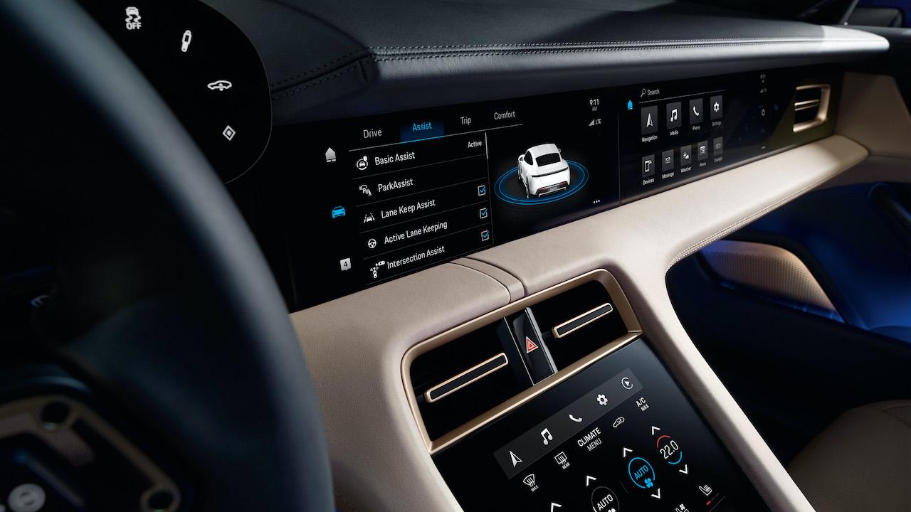 Auto Touchscreens