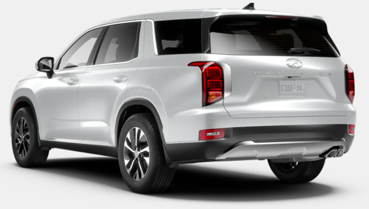 Base Camp: 2020 Hyundai Palisade