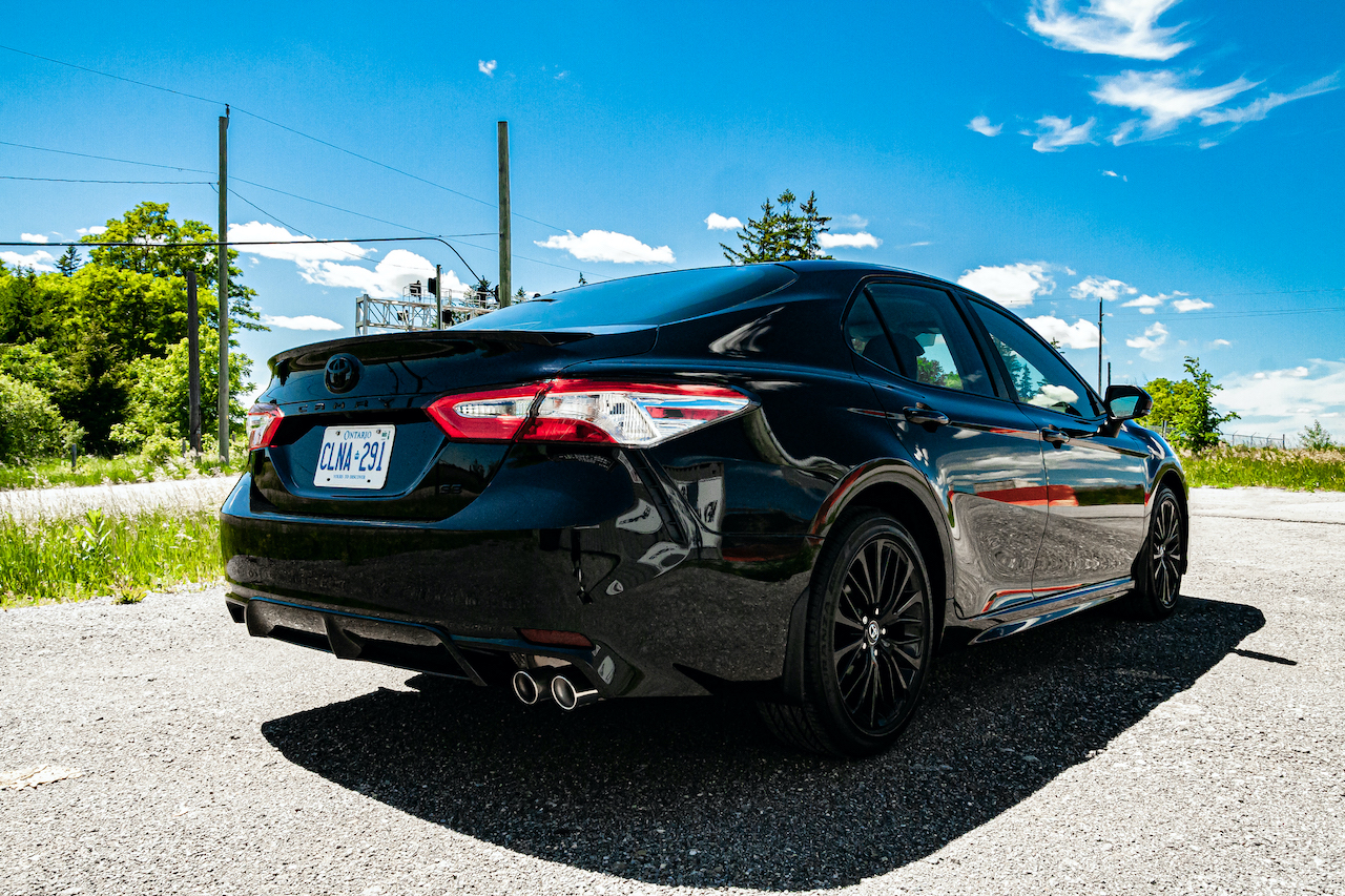 Review: 2020 Toyota Camry SE Nightshade Edition