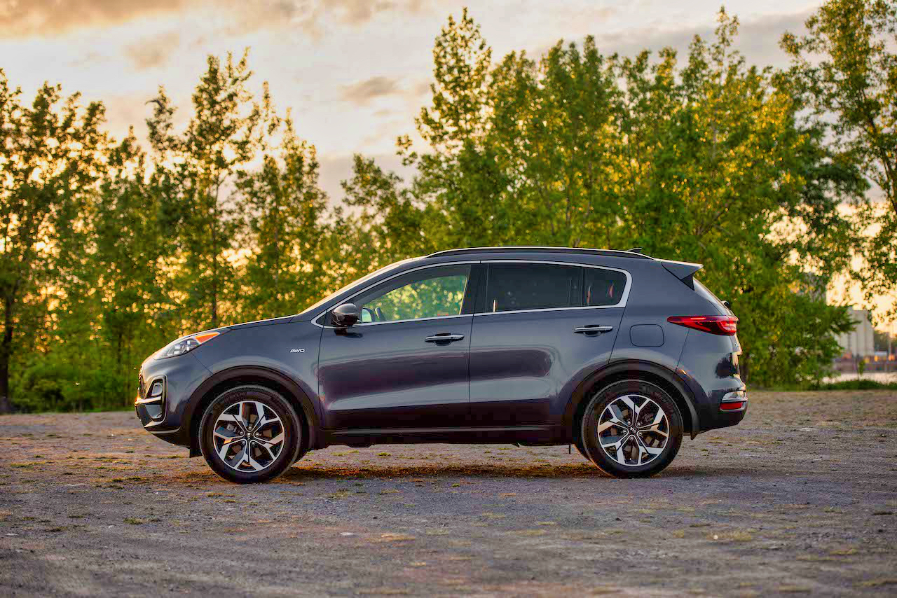 Review 2020 Kia Sportage