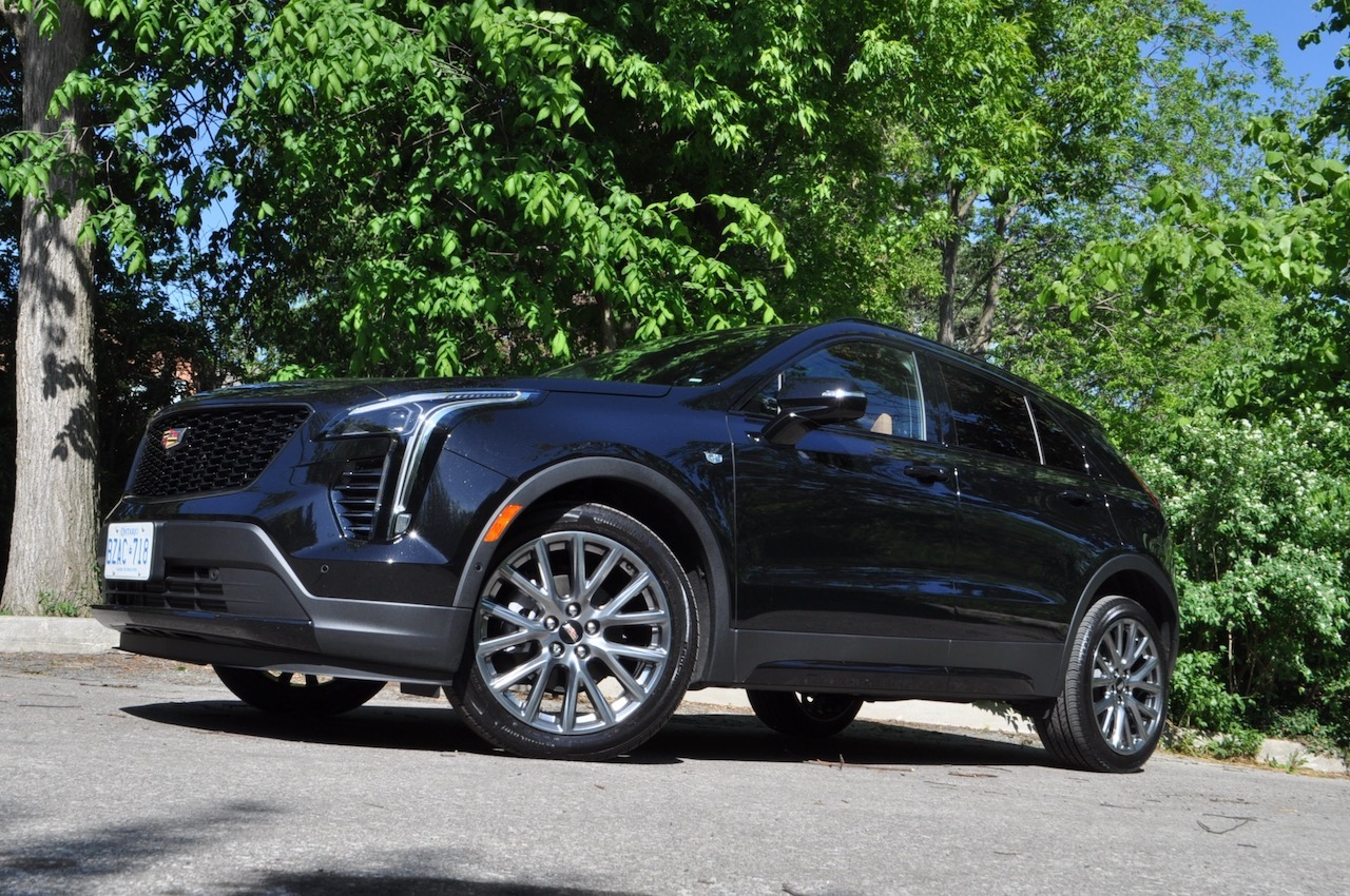 Review 2020 Cadillac XT4 Sport