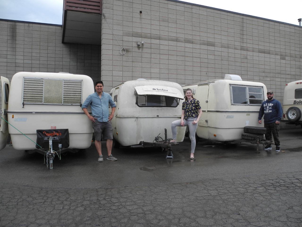 Nomad Custom Trailers