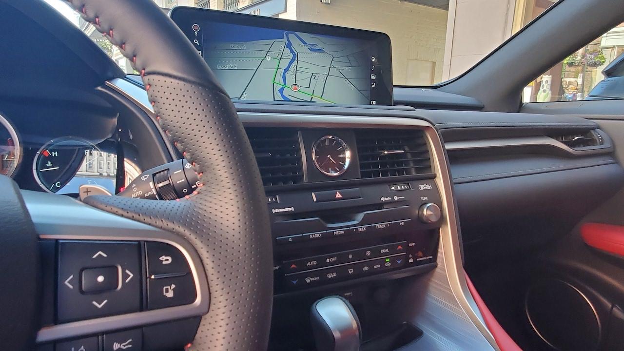 Review 2020 Lexus RX 350