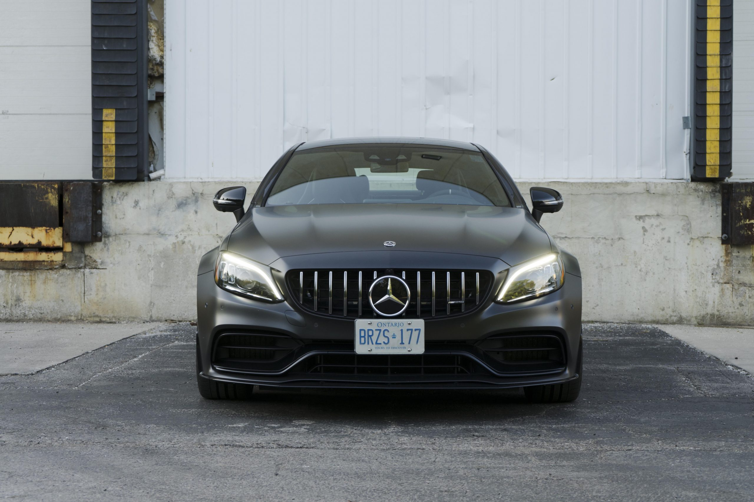2020 Mercedes AMG C 63 S