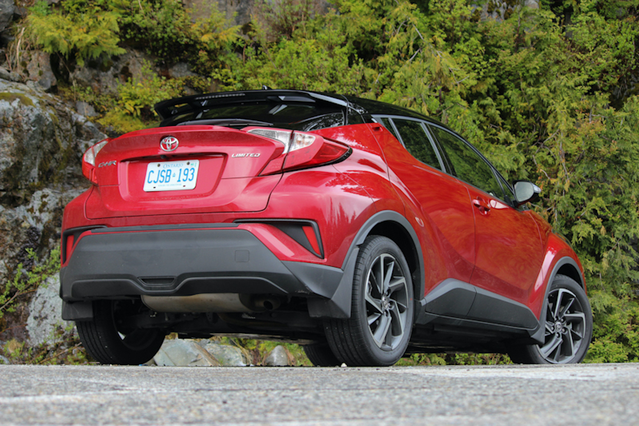 Review 2020 Toyota C-HR
