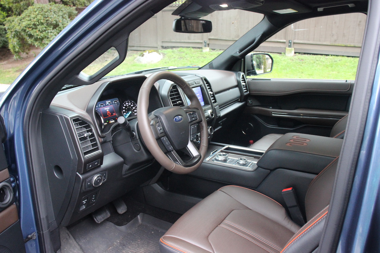 Review 2020 Ford Expedition King Ranch