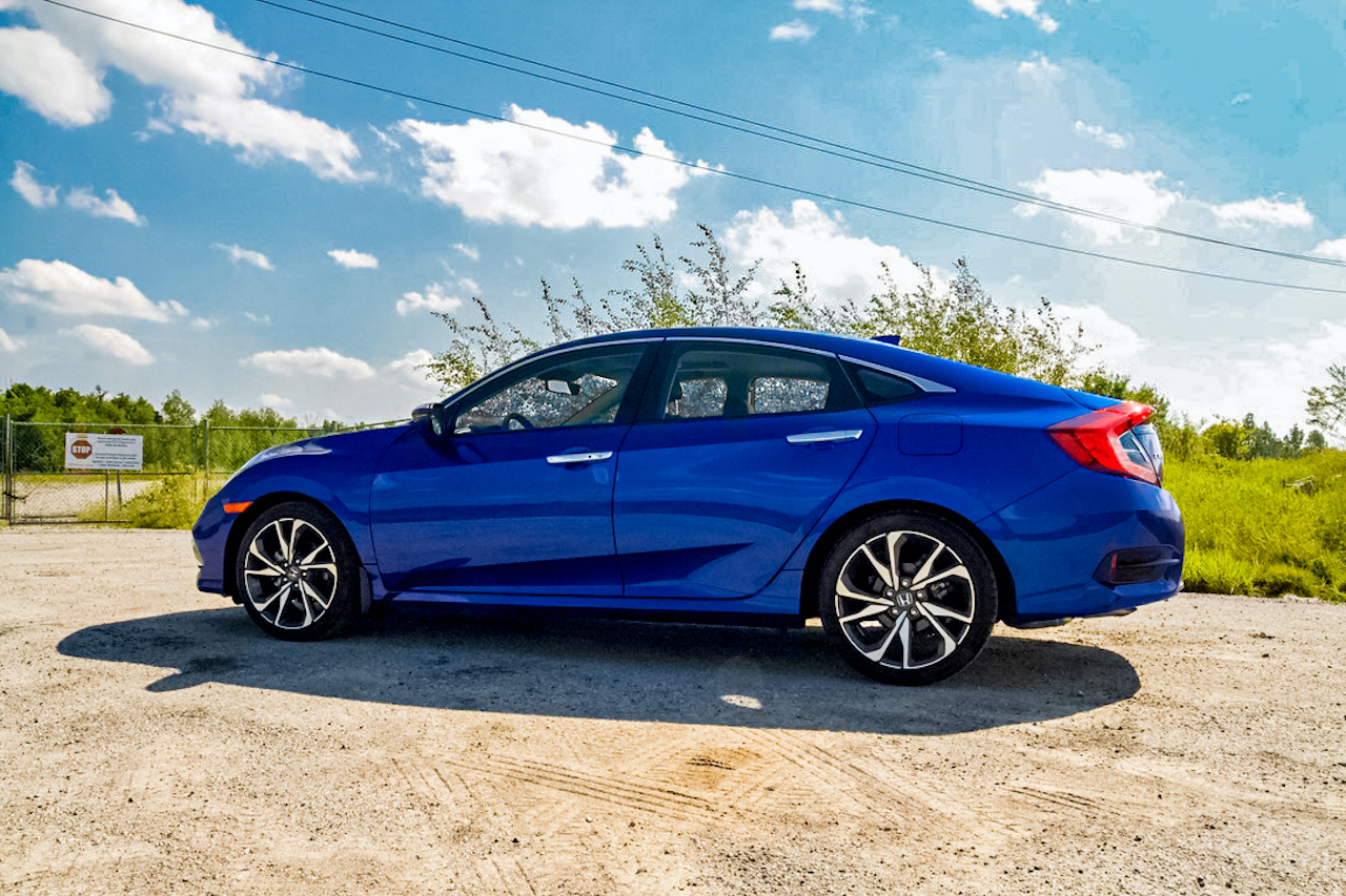 Review 2020 Honda Civic Touring