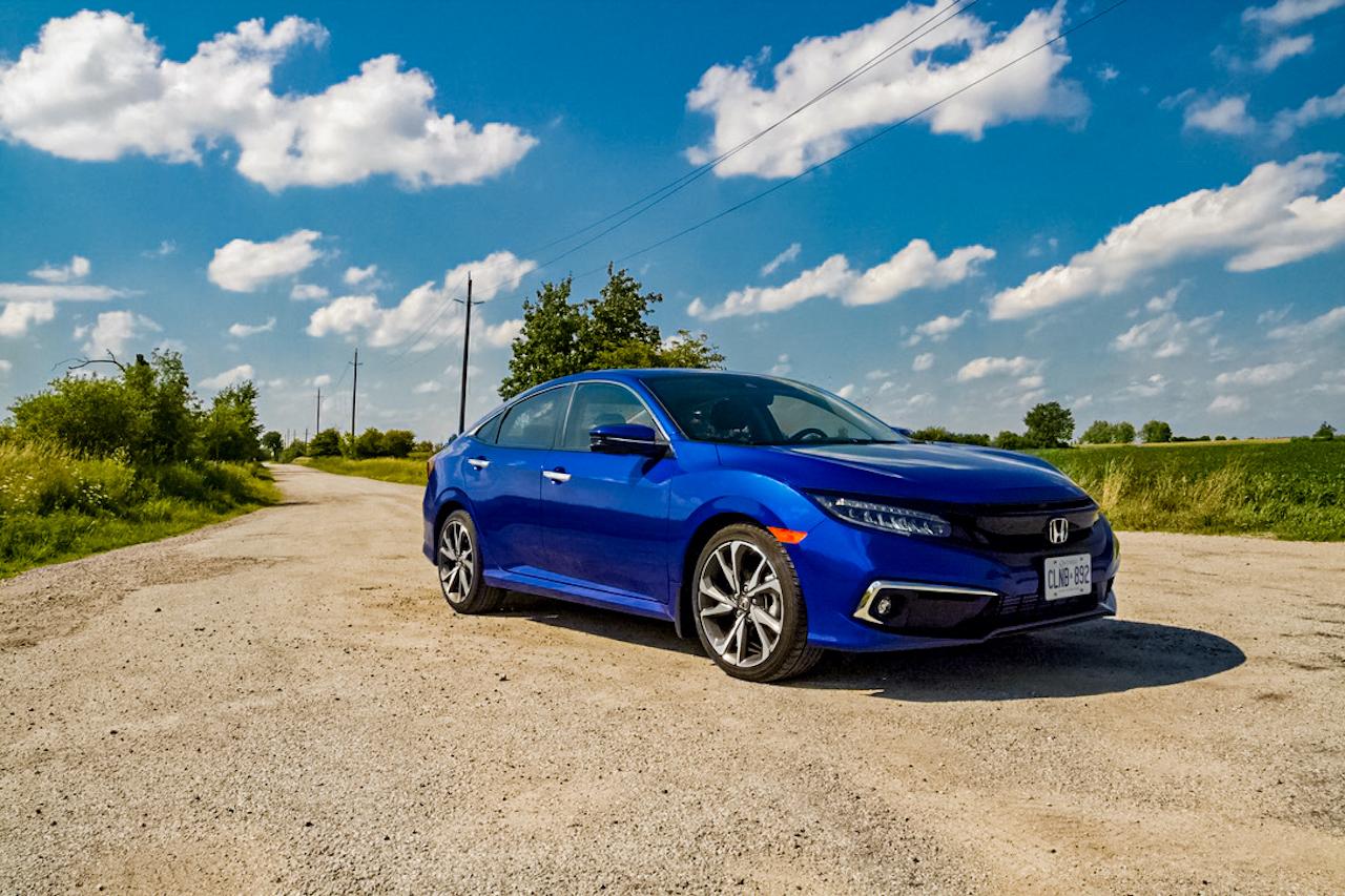 Review 2020 Honda Civic Touring