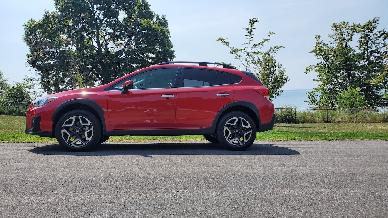 Review 2020 Subaru Crosstrek