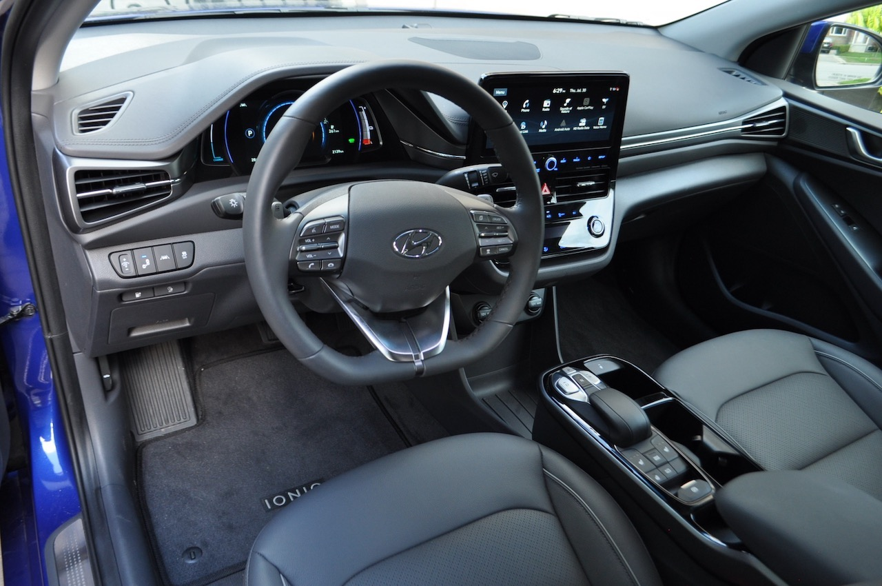 Review 2020 Hyundai Ioniq EV Ultimate