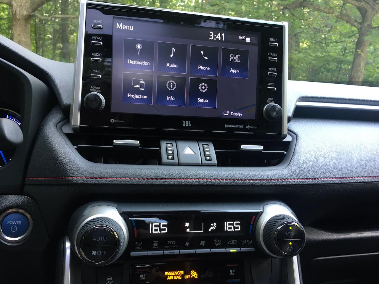 First Drive 2021 Toyota RAV4 Prime