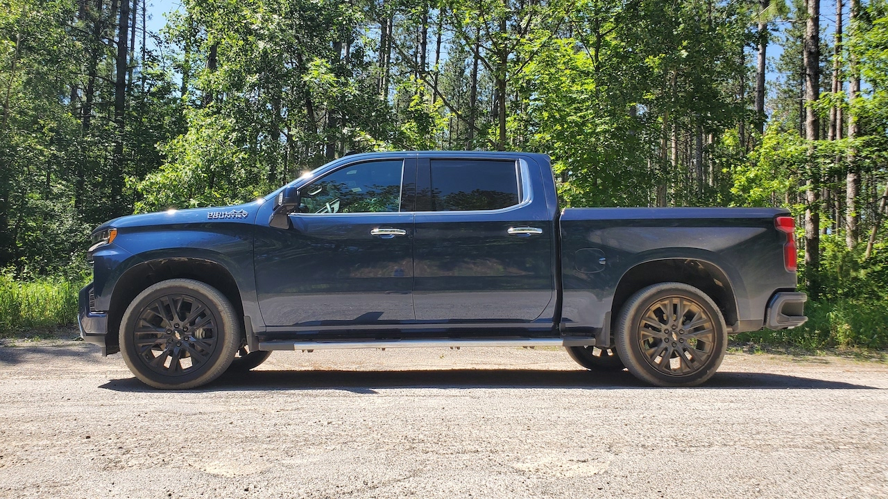 Review 2020 Chevrolet Silverado 1500 High Country