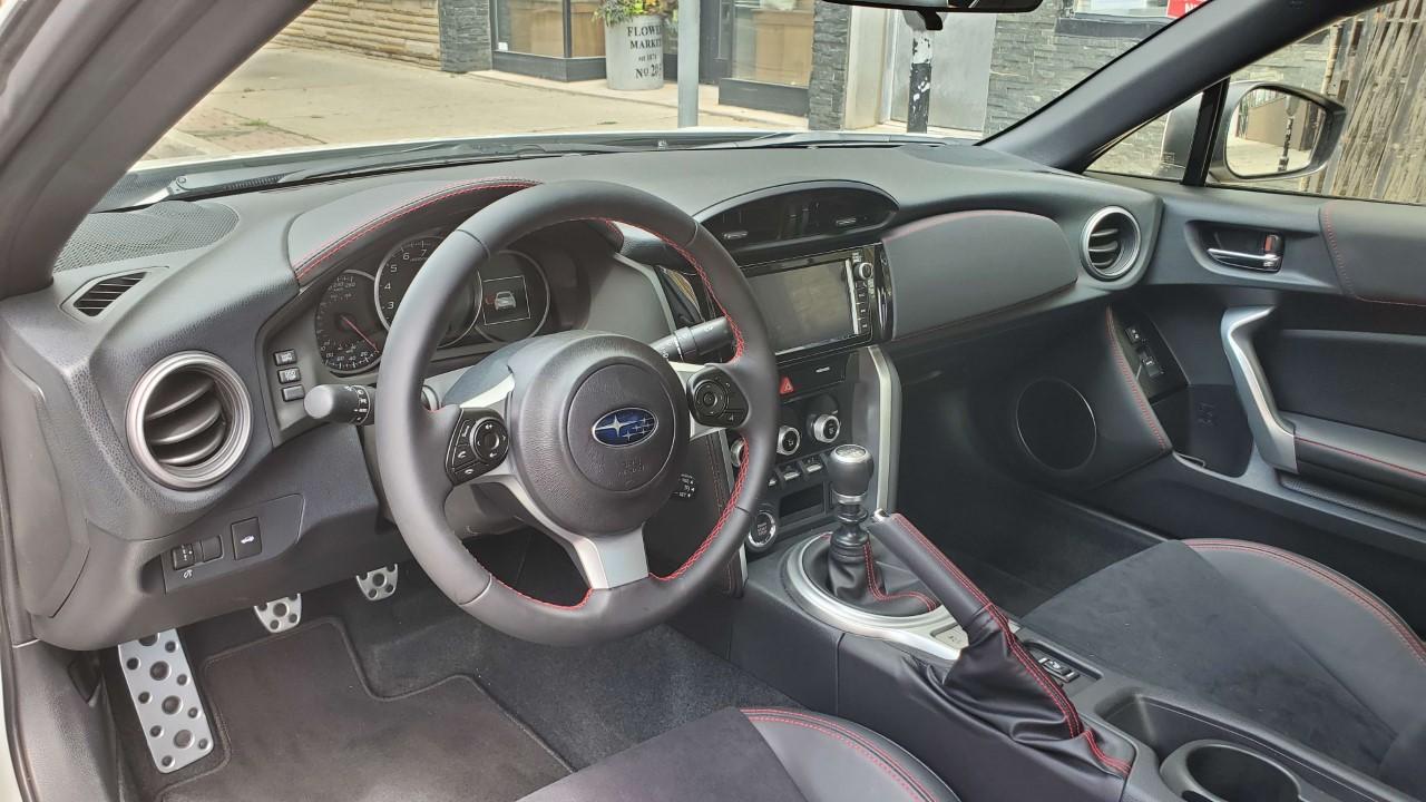 Review 2020 Subaru BRZ