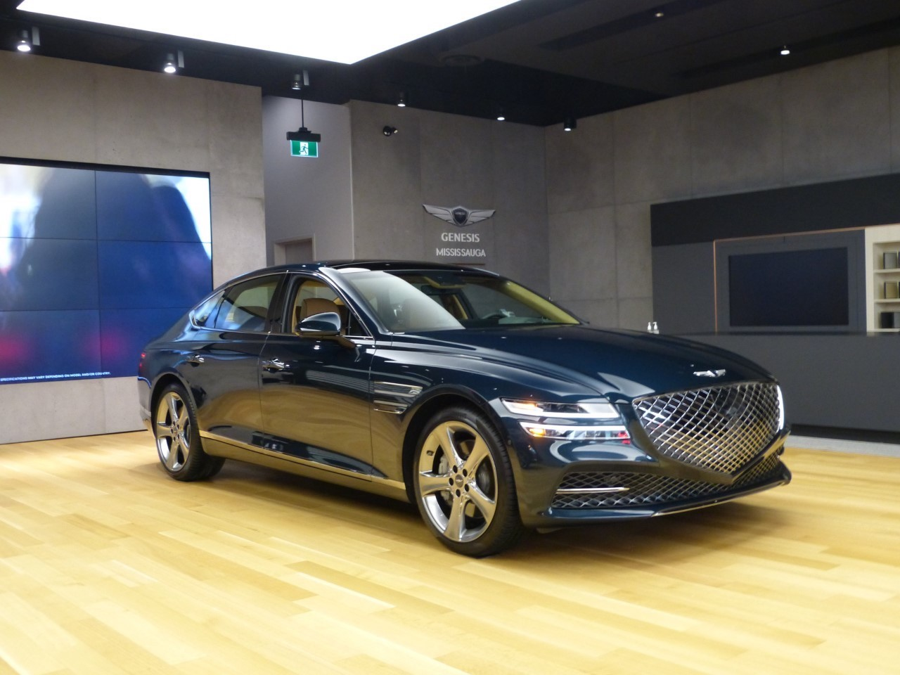 Genesis GV80 SUV and G80 Sedan Preview