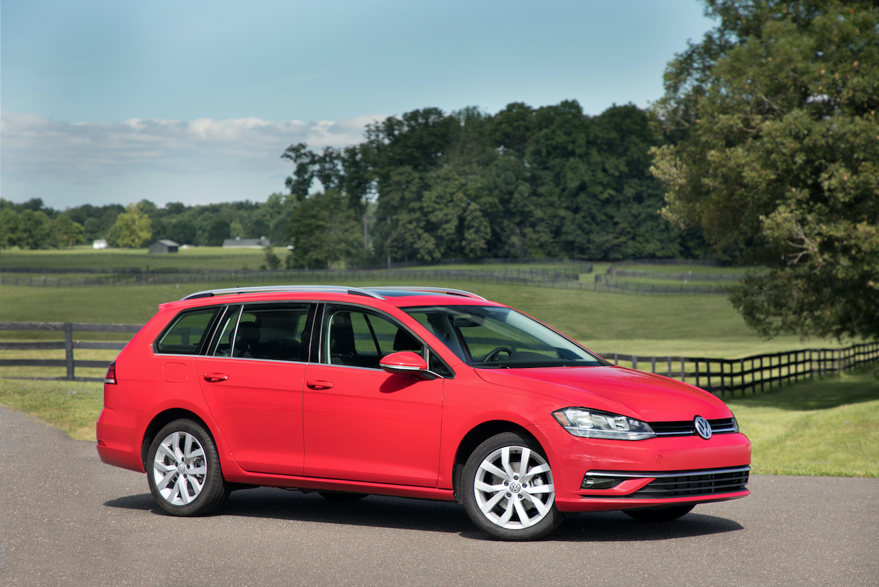 Buying Used Volkswagen Golf SportWagen