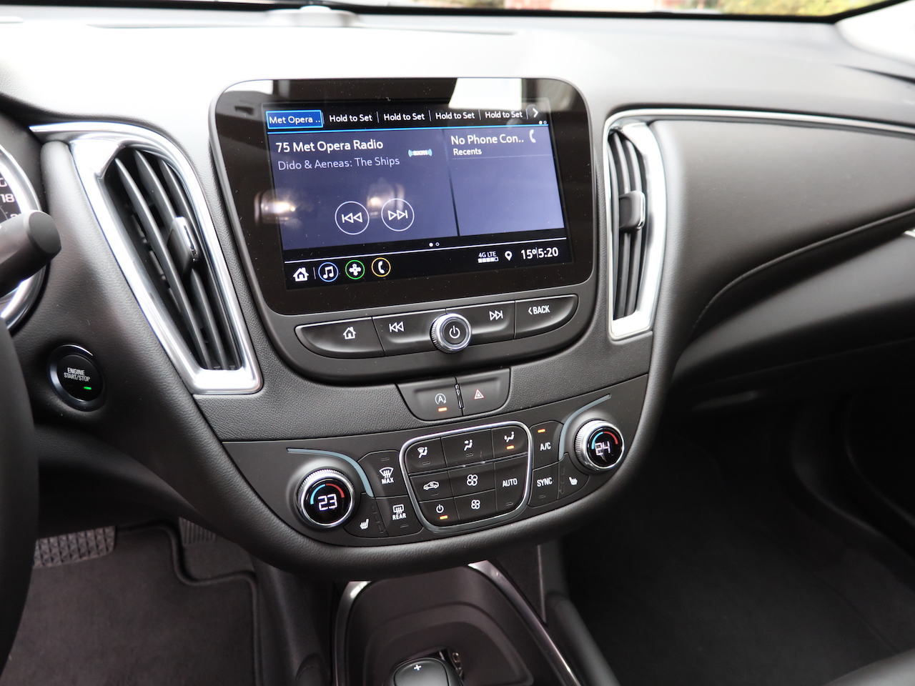 Review 2020 Chevrolet Malibu