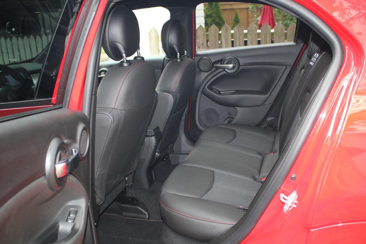 Review 2020 Fiat 500X Sport