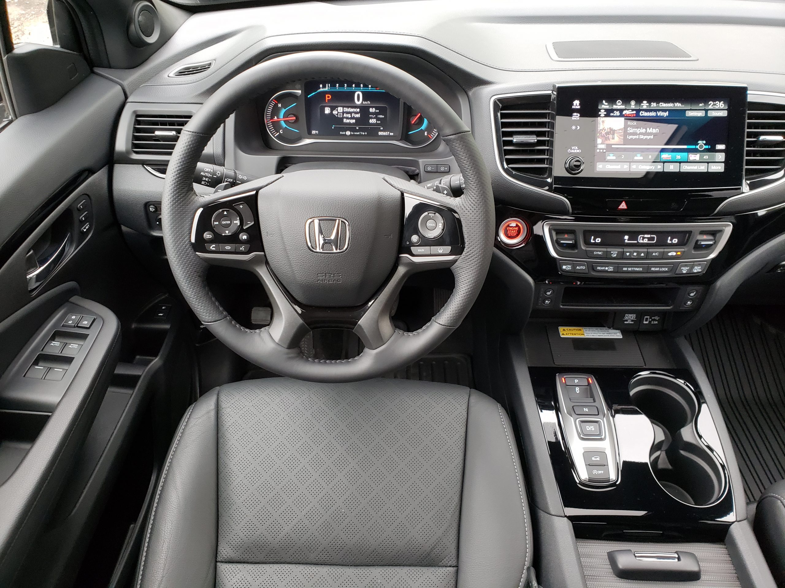 Review 2020 Honda Passport Touring