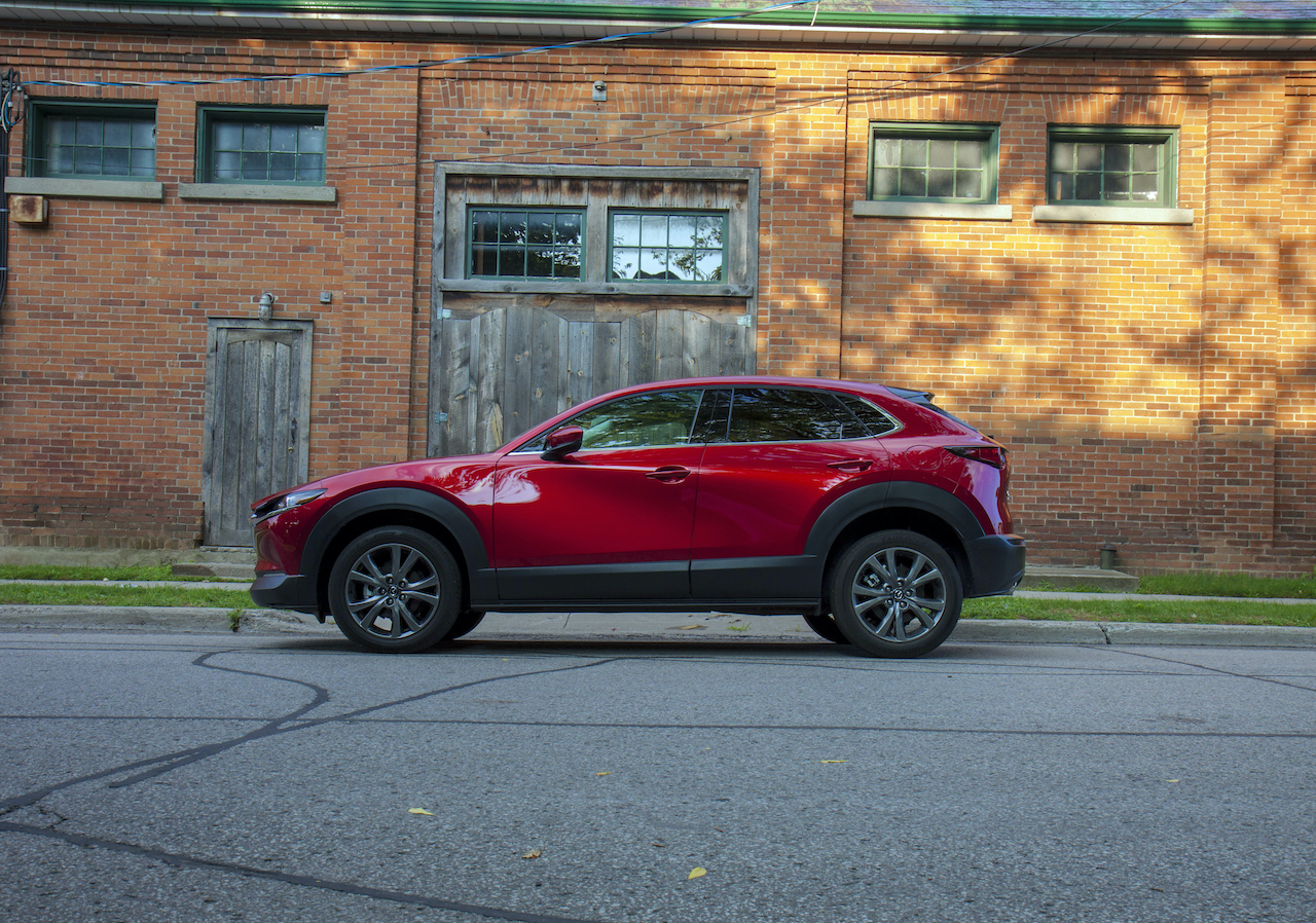 Review 2020 Mazda CX-30 GT