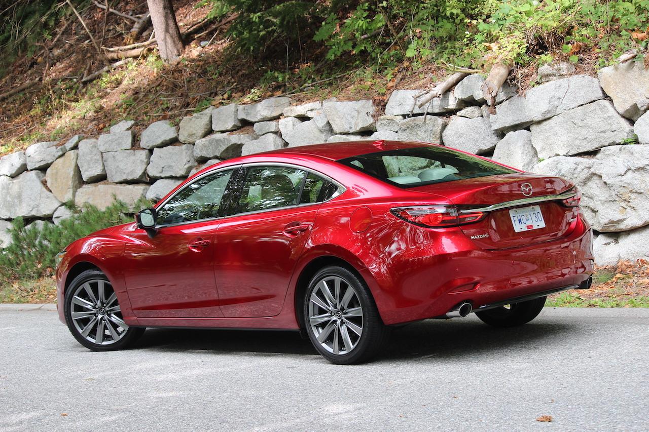 Review 2020 Mazda6
