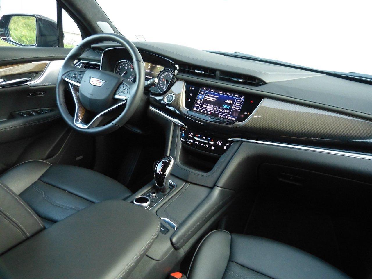 Review 2020 Cadillac XT6 Sport