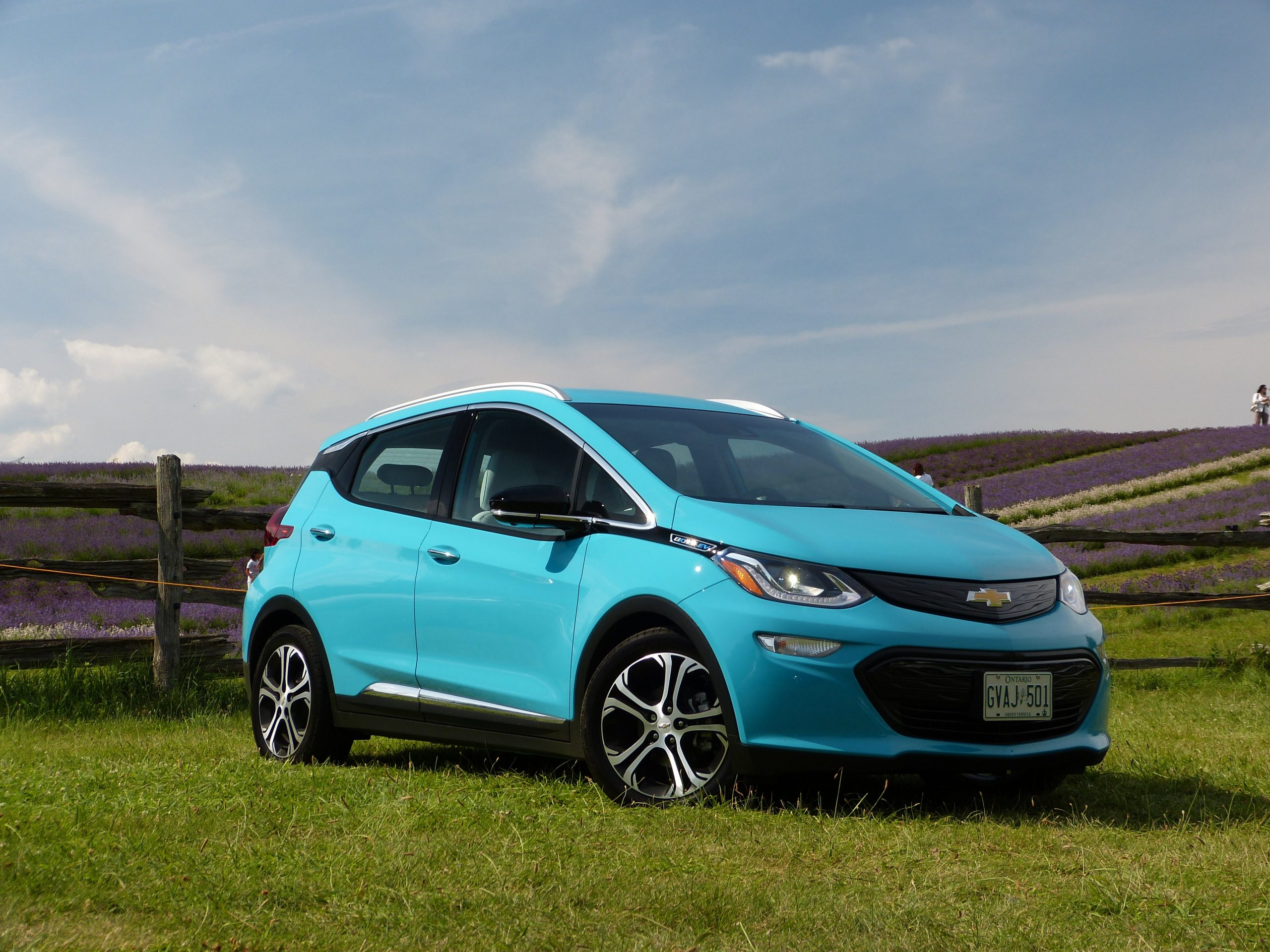 Review 2020 Chevrolet Bolt